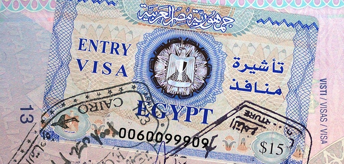 Como solicitar o visto para o Egito