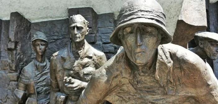 A triste memória do Gueto de Varsóvia