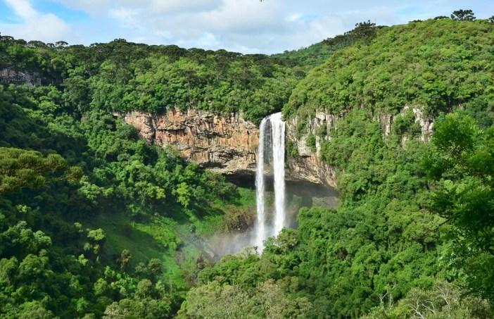 Onde ficar em Gramado: Cascata do Caracol