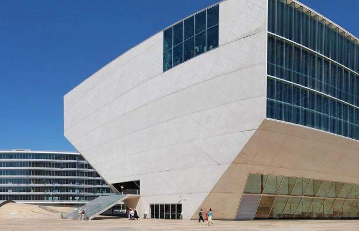 Onde se hospedar no Porto: Casa da Música