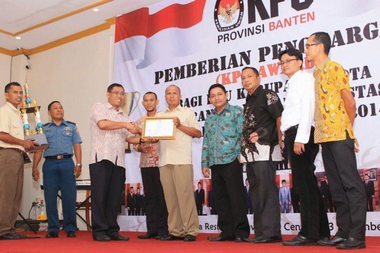 kpu banten award