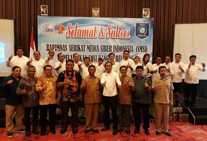 Rapimnas SMSI 1 Bangka Belitung