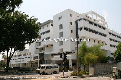 Island Hospital, Penang