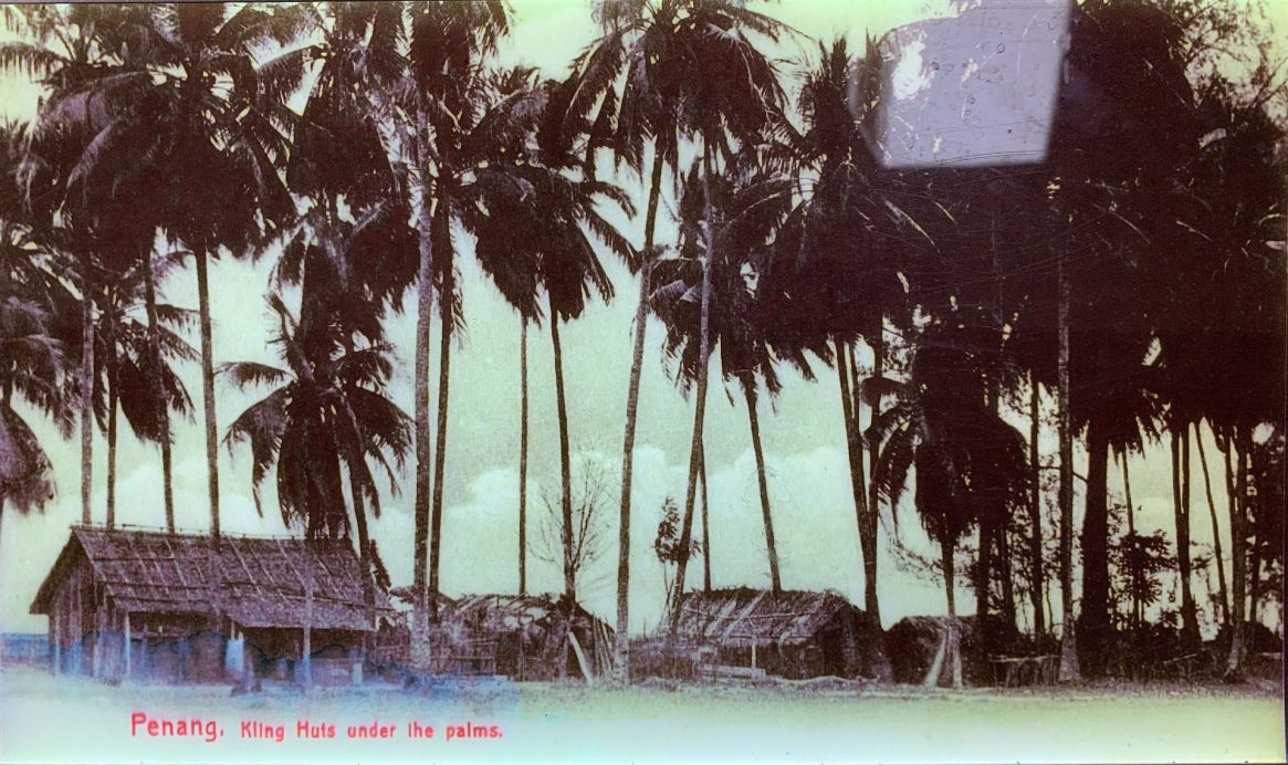 Kling Huts Under Palm Penang