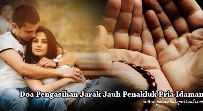 Doa Pengasihan Jarak Jauh Penakluk Pria Idaman