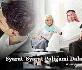 Syarat Poligami Menurut Islam Lengkap Dengan Dalilnya