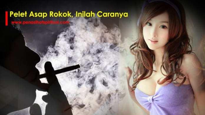 cara memikat wanita dengan rokok
