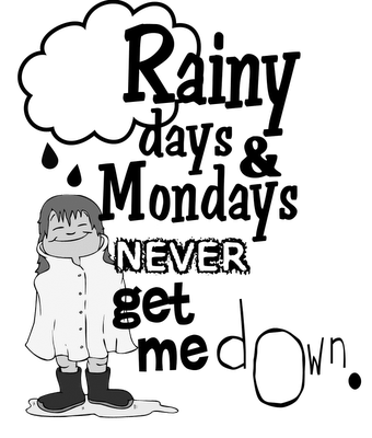 Image result for rainy monday