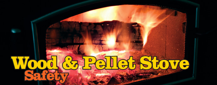 Wood Amp Pellet Stove Safety Penbay Pilot