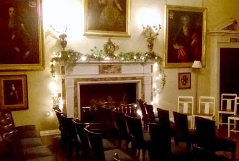 Christmas Carols at Pencarrow