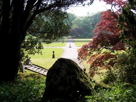 Italian Gardens in Cornwall
