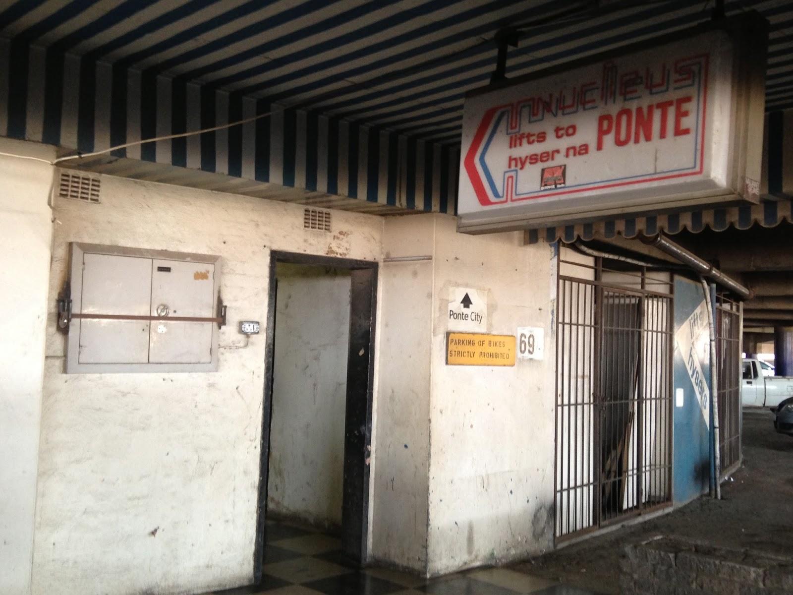 Penccil Ponte City