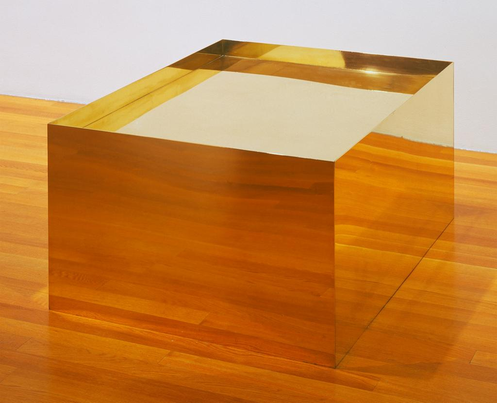 Penccil Donald Judd Sculptures
