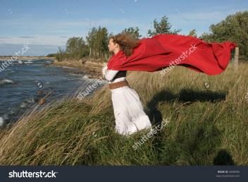 stock-photo-girl-near-the-windy-sea-2658990