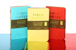 Field Notes Sweet Tooth Notebooks