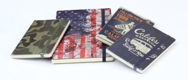 Stifflexible Notebooks