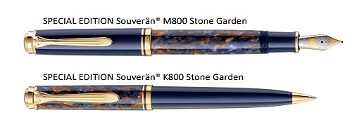 Pelikan Souveran M800 Special Edition Stone Garden