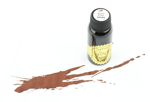 Robert Oster Aussie Brown Fountain Pen Ink