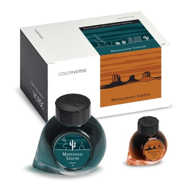 Colorverse Pen Chalet Limited Edition Ink