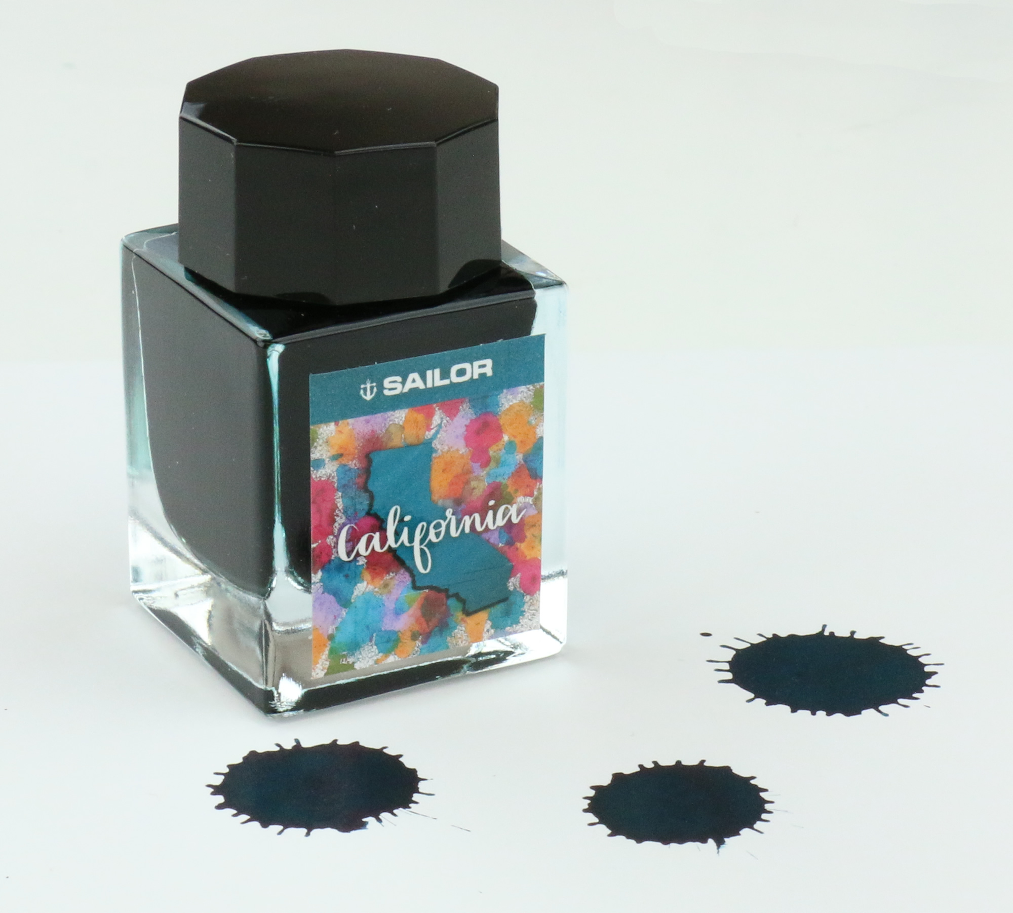 Sailor California Ink Review & Giveaway - Pen Chalet