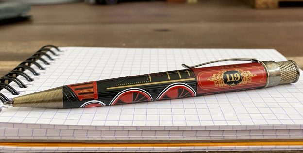 Exclusive Retro 51 119 Train Rollerball Pen