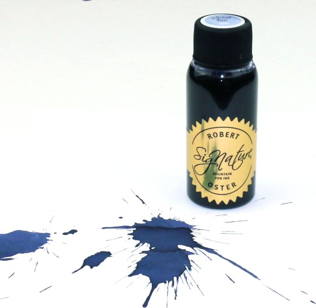 robert oster silent nite ink review
