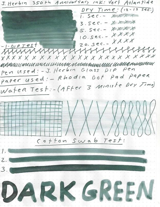 vert atlantide ink review