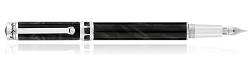 Montegrappa Pens - Espressione Fountain Pen in black
