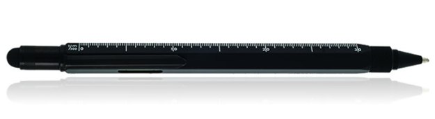 Monteverde One Touch Stylus Tool Pen in Black