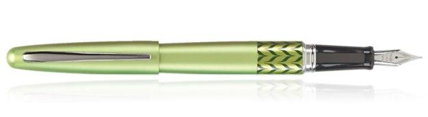 Pilot Metropolitan Retro Pop Fountain Pen in Retro Pop Apple Green with Marble