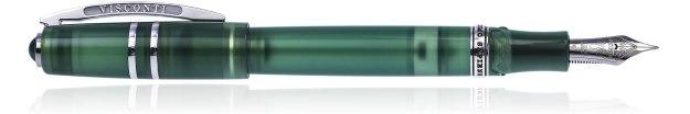 Visconti Homo Sapiens Jade Fountain Pen