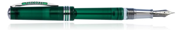 Visconti Teal Northern Lights Fountain Pen