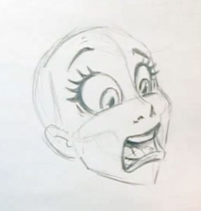 Facial Expressions Drawing In Easy Steps