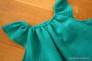 Robe froncée NIPE