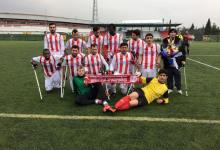 Pendik Ampute Futbol Takımı Şampiyonluk Yolunda