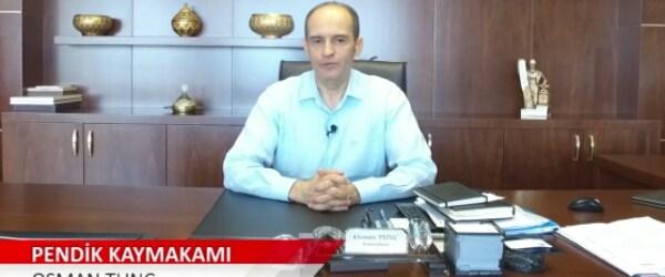NTV: Pendik Kaymakamı Osman Tunç Gözaltına Alındı