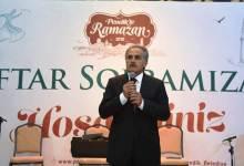 Pendik Kaymakamı İlhan Ünsal, Şehit Aileleri Onuruna Düzenlenen İftar Yemeği Programına Katıldı
