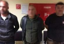 Kartal'da Polis Sireni Çaldılar Pendik'te Yakalandılar