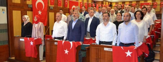 Pendik Belediye Meclisi'nde AK Parti 30 CHP 15 Üye Çıkardı