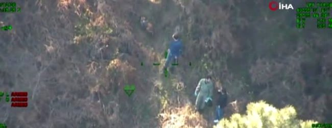 Sevgilisini boğarak öldüren adam, Aydos Ormanı'nda intihar etti