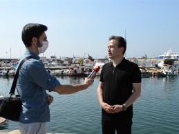 Tuzla'da Balık Sezonu Dualarla Açıldı