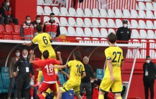 Pendikspor 1 Kişi Fazlaydı   Pendikspor 1-0 Tarsus İdman Yurdu