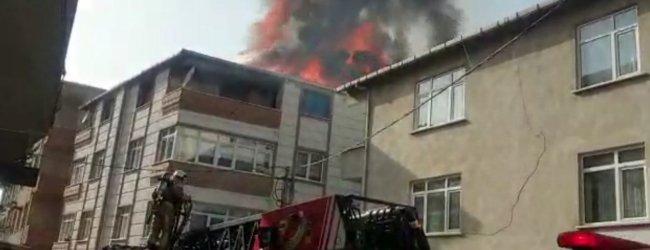 Kavakpınar Mahallesi'ndeki Yangının Detayları Belli Oldu