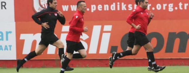 Türkiye Kupası'nda Pendikspor Hükmen Galip