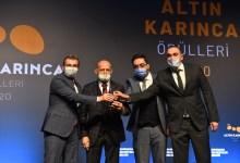 """Klasik Sanatlar Merkezi """"Altın Karınca 2020"""" Ödülü Aldı"""