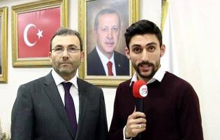 Pendik Belediye Başkanı Ahmet Cin Koronavirüse Yakalandı