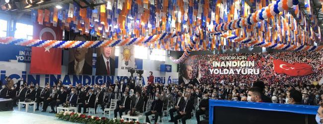 AK Parti Pendik 6. Olağan Kongresi Yapıldı | Yeni Başkan Ali Şirin