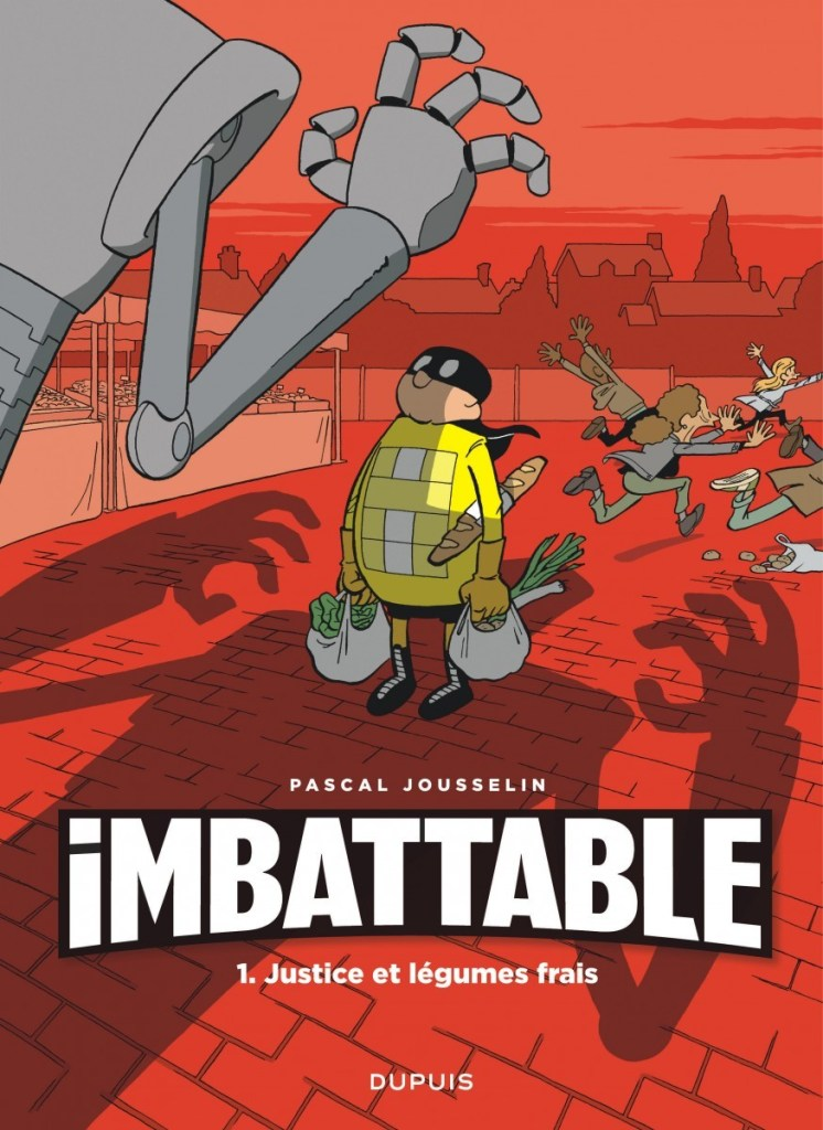 imbattable cover