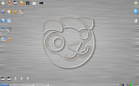 Puppy Linux Screenshot