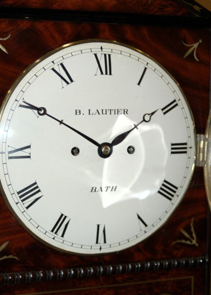 fine convex clock dial Bath